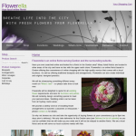 Flowerella Home Page image