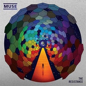 The Resistance by Muse album cover